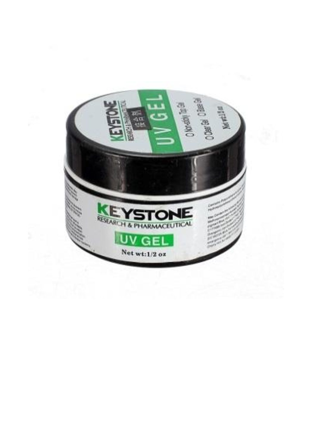 Keystone UV Gel White 15 g